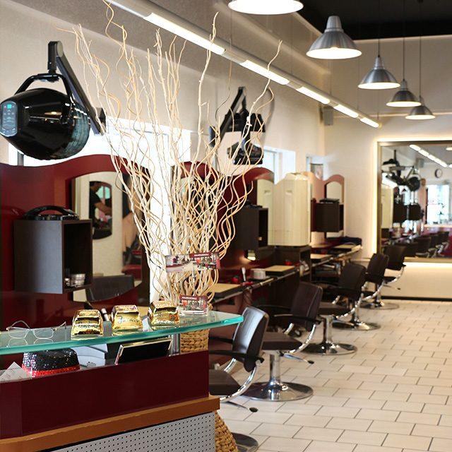 Friseur HAARGENAU Wuppertal | Ambiente