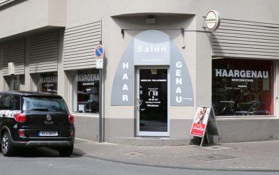 Friseur HAARGENAU Wuppertal | Aussenbereich